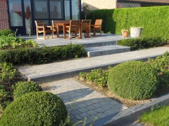 Een tuintrap van E.L.S. Garden betekent ongetwijfeld een meerwaarde voor elke tuin!
