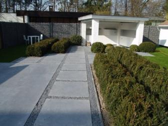 Tuin En Terras Tegels En Stenen.Tuin En Terrastegels Te Koop Bij E L S Garden In Laakdal