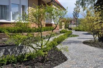 Onderhoudsvriendelijke Tuin Aanleggen : Onderhoudsvriendelijke tuin tips van e l s garden